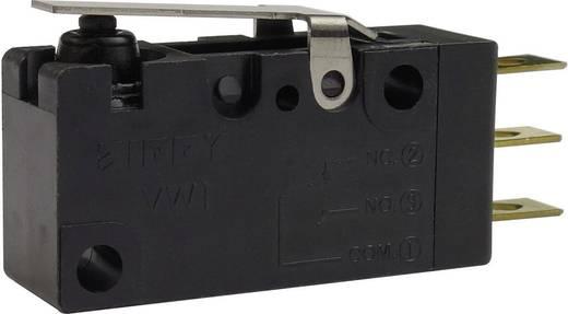 Mikroschalter 250 V/AC 0.1 A 1 x Ein/(Ein) Zippy VW1-P1S1-01D3-Z tastend 1 St.