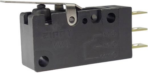 Mikroschalter 250 V/AC 0.1 A 1 x Ein/(Ein) Zippy VW1-P1S2-01D3-Z tastend 1 St.