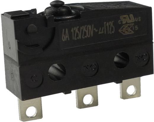 Mikroschalter 250 V/AC 6 A 1 x Ein/(Ein) Zippy SW1-06S1-00A0-Z tastend 1 St.