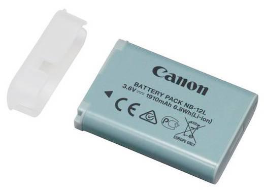 Kamera-Akku Canon NB-12L 3.6 V 1910 mAh