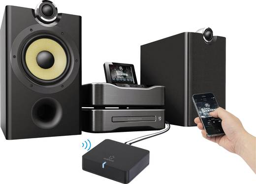 Bluetooth® Musik-Empfänger Renkforce Bluetooth Version: 3.0, SBC 10 m aptX®-Technologie