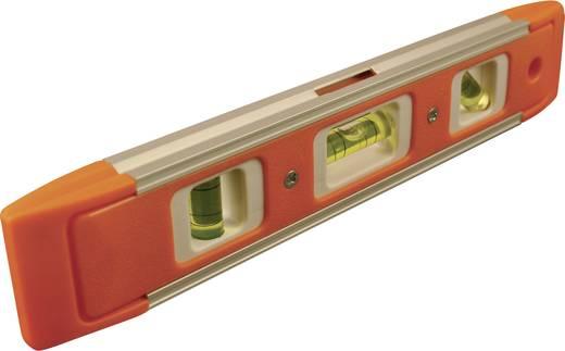 Torpedo-Wasserwaage 23 cm AVIT AV02033 Kalibriert nach: Werksstandard (ohne Zertifikat)