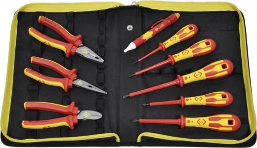 VDE Werkzeugset in Tasche 10teilig C.K. T5954