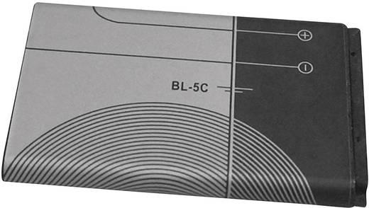 Ersatzakku Security Plus Li-Ion für BR28 Schwarz