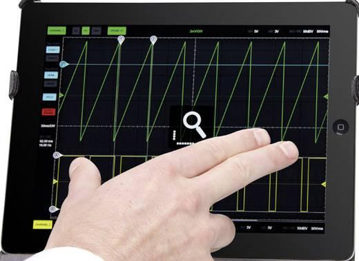 Oszilloskop-Vorsatz Velleman WFS210 10 MHz 2-Kanal 10 MSa/s 4 kpts 8 Bit Kalibriert nach Werksstandard (ohne Zertifikat)