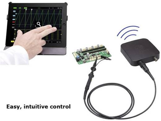 USB-Oszilloskop Velleman WFS210 10 MHz 2-Kanal 10 MSa/s 4 kpts 8 Bit Kalibriert nach Werksstandard (ohne Zertifikat) Dig