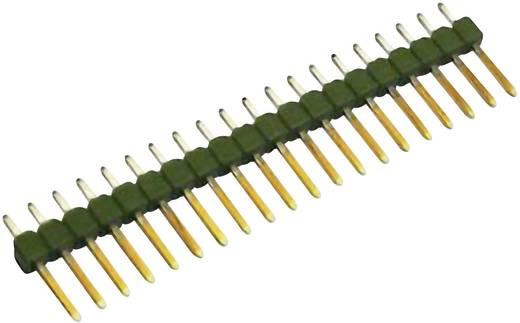 Stiftleiste (Standard) Anzahl Reihen: 1 Polzahl je Reihe: 10 TE Connectivity 1-826646-0 1 St.