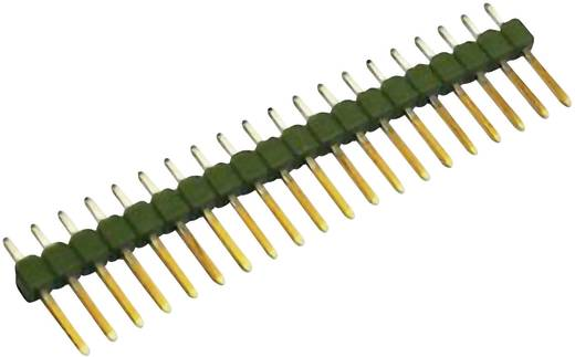 Stiftleiste (Standard) Anzahl Reihen: 1 Polzahl je Reihe: 20 TE Connectivity 2-826646-0 1 St.