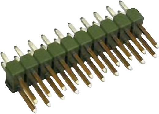 TE Connectivity Stiftleiste (Standard) Anzahl Reihen: 2 Polzahl je Reihe: 9 826656-9 1 St.
