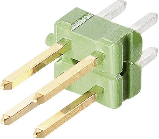 Stiftleiste (Standard) Anzahl Reihen: 2 Polzahl je Reihe: 3 TE Connectivity 825440-3 1 St.