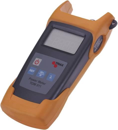 Triax TOM 011 Optisches Messgerät, Kabel-Prüfgerät, Kabeltester