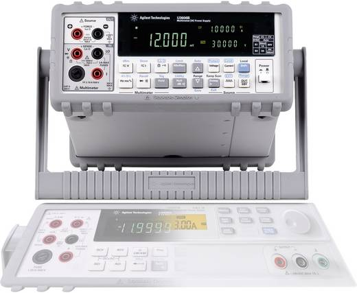 Keysight Technologies U3606B Tisch-Multimeter digital Kalibriert nach: Werksstandard (ohne Zertifikat) CAT II 300 V Anz
