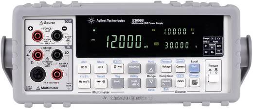 Keysight Technologies U3606B Tisch-Multimeter digital Kalibriert nach: ISO CAT II 300 V Anzeige (Counts): 120000