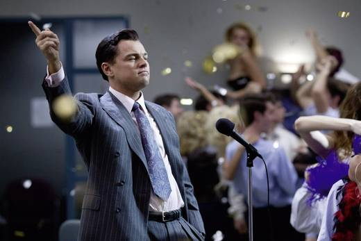 blu-ray The Wolf of Wall Street FSK: 16