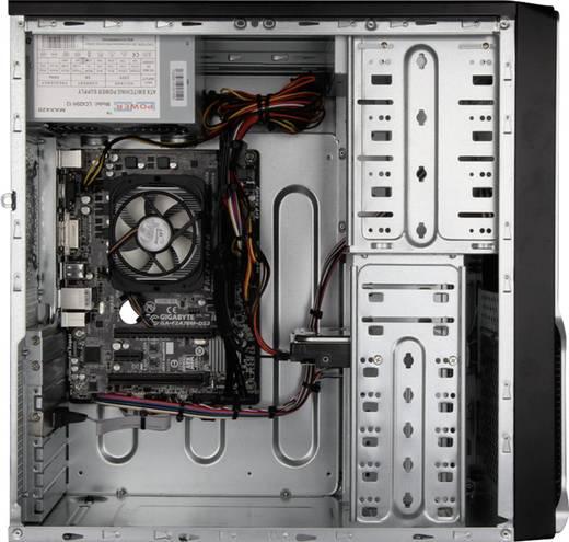 Midi-Tower PC Joy-it 1095034 AMD A4 A4-4000 4 GB 500 GB HDD ohne Betriebssystem AMD Radeon HD7480D