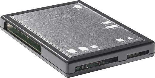 Externer Speicherkartenleser USB 2.0 Renkforce CR01e Schwarz