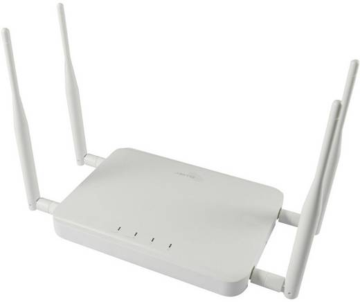 Allnet ALL02880ND PoE WLAN Access-Point 300 MBit/s 2.4 GHz, 5 GHz