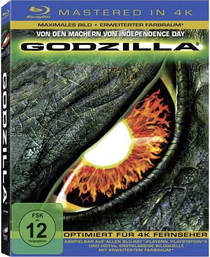 blu-ray Godzilla (4K Mastered) FSK: 12