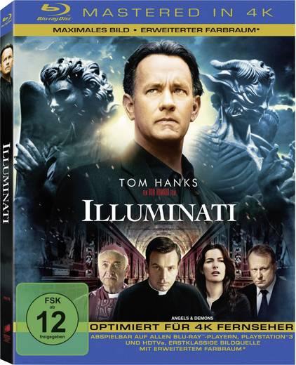 blu-ray Illuminati (4K Mastered) FSK: 16