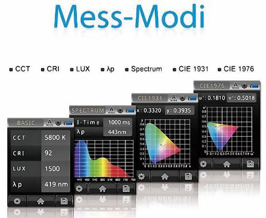 UPRtek SalesLink Lux-Meter, Beleuchtungsmessgerät, Helligkeitsmesser 70 ~ 70000 Lux lx MK350N plus