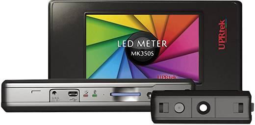 UPRtek LED-Meter MK350S Spektrometer Beleuchtungsmessgerät, Helligkeitsmesser 70 ~ 70000 Lux lx Kalibriert nach Werksst