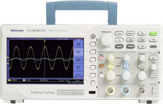 Digital-Oszilloskop Tektronix TBS1052B-EDU + multimetr DMM VC280, sada 50 MHz 2-Kanal 1 GSa/s 2.5 kpts 8 Bit Digital-Sp