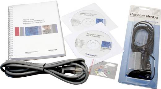 Digital-Oszilloskop Tektronix TBS1052B-EDU 50 MHz 2-Kanal 1 GSa/s 2.5 kpts 8 Bit Kalibriert nach DAkkS Digital-Speicher