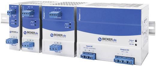 Hutschienen-Netzteil (DIN-Rail) Bicker Elektronik BED-48024 24 V/DC 20 A 480 W 1 x