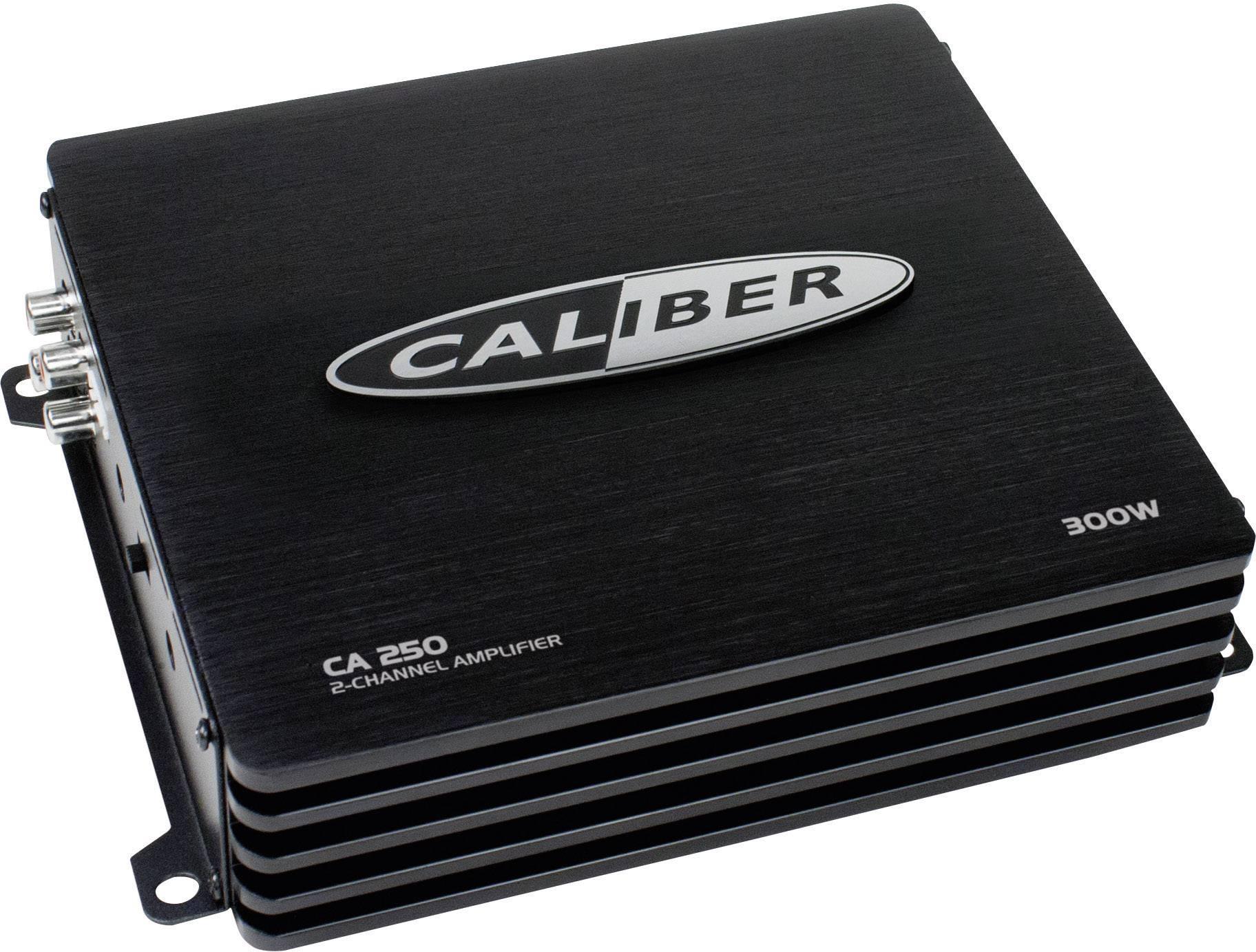 2X 75 Watt Caliber CA75.2 2-Kanal Mini-Verst/ärker