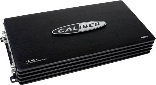4-Kanal Endstufe 600 W Caliber Audio Technology CA 450