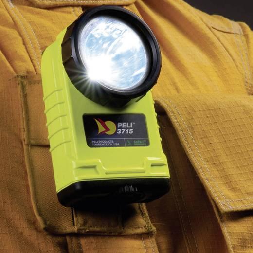 PELI Taschenlampe Für EX-Zonen: 0 LED TRAC12ATEX0018X 3715-020-241E Gelb