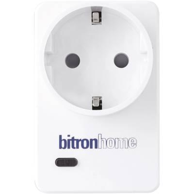 Bitron Video Funk-Schalt- und Messsteckdose AV2010/26 902010/26 Preisvergleich