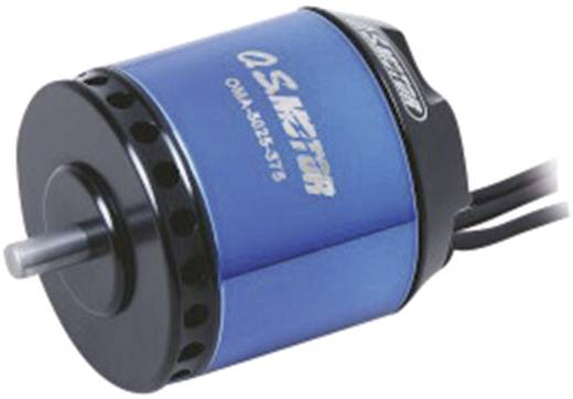 Flugmodell Brushless Elektromotor OMA-Hochleistungsmotor 5025-375 OS Engine kV (U/min pro Volt): 375 Windungen (Turns):