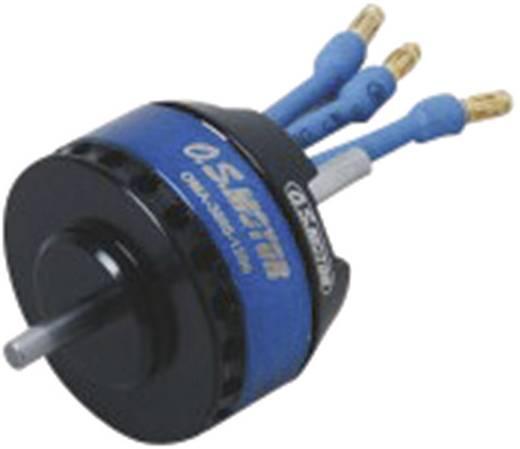 Flugmodell Brushless Elektromotor OS Engine OMA-Hochleistungsmotor 3805-1200 kV (U/min pro Volt): 1200 Windungen (Turns)