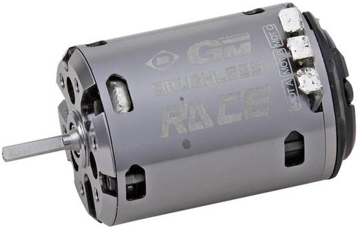 Automodell Brushless Elektromotor GM Race Graupner kV (U/min pro Volt): 6600 Windungen (Turns): 5.5