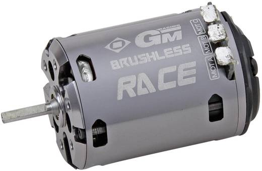 Automodell Brushless Elektromotor GM Race Graupner kV (U/min pro Volt): 2050 Windungen (Turns): 17.5
