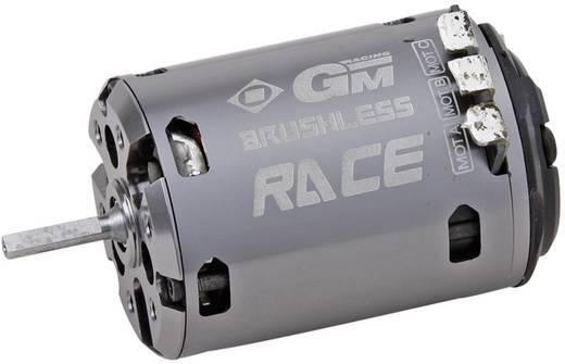 Automodell Brushless Elektromotor GM Race Graupner kV (U/min pro Volt): 1650 Windungen (Turns): 21.5
