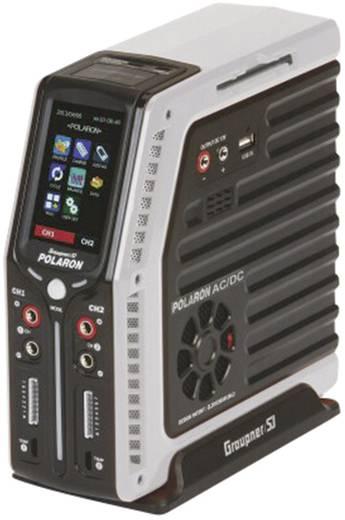Modellbau-Multifunktionsladegerät 24 V, 220 V 8 A Graupner Polaron AC/DC