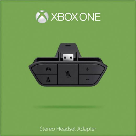 Stereo-Headset-Adapter Xbox One Microsoft Stereo