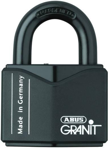 Vorhängeschloss 63 mm ABUS ABVS00838 Black Schlüsselschloss