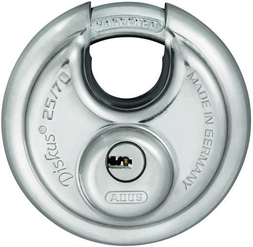 Vorhängeschloss 117 mm ABUS ABVS35825 Silber Schlüsselschloss