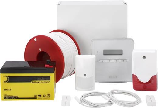 ABUS Alarmanlagen-Sets Terson SX AZ4298 Alarmzonen 8x Drahtgebunden, 1x Sabotagezone