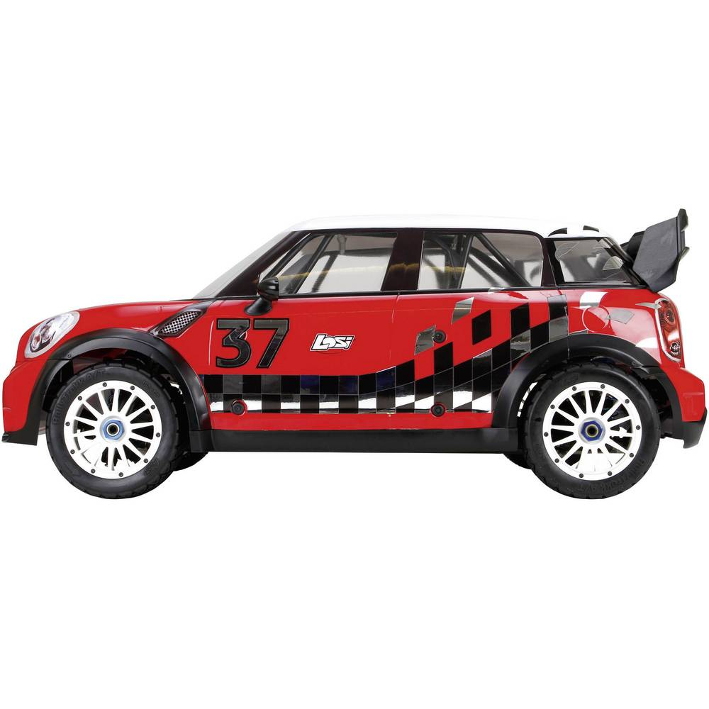 losi los05000 wrc 4rm rtr 1 5e voiture mini essence 5ive 1 5 4 roues motrices. Black Bedroom Furniture Sets. Home Design Ideas