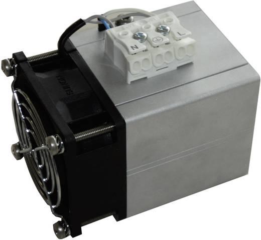 Schaltschrank-Gebläseheizung Mixi Rose LM 200 W (L x B x H) 80 x 60 x 76 mm