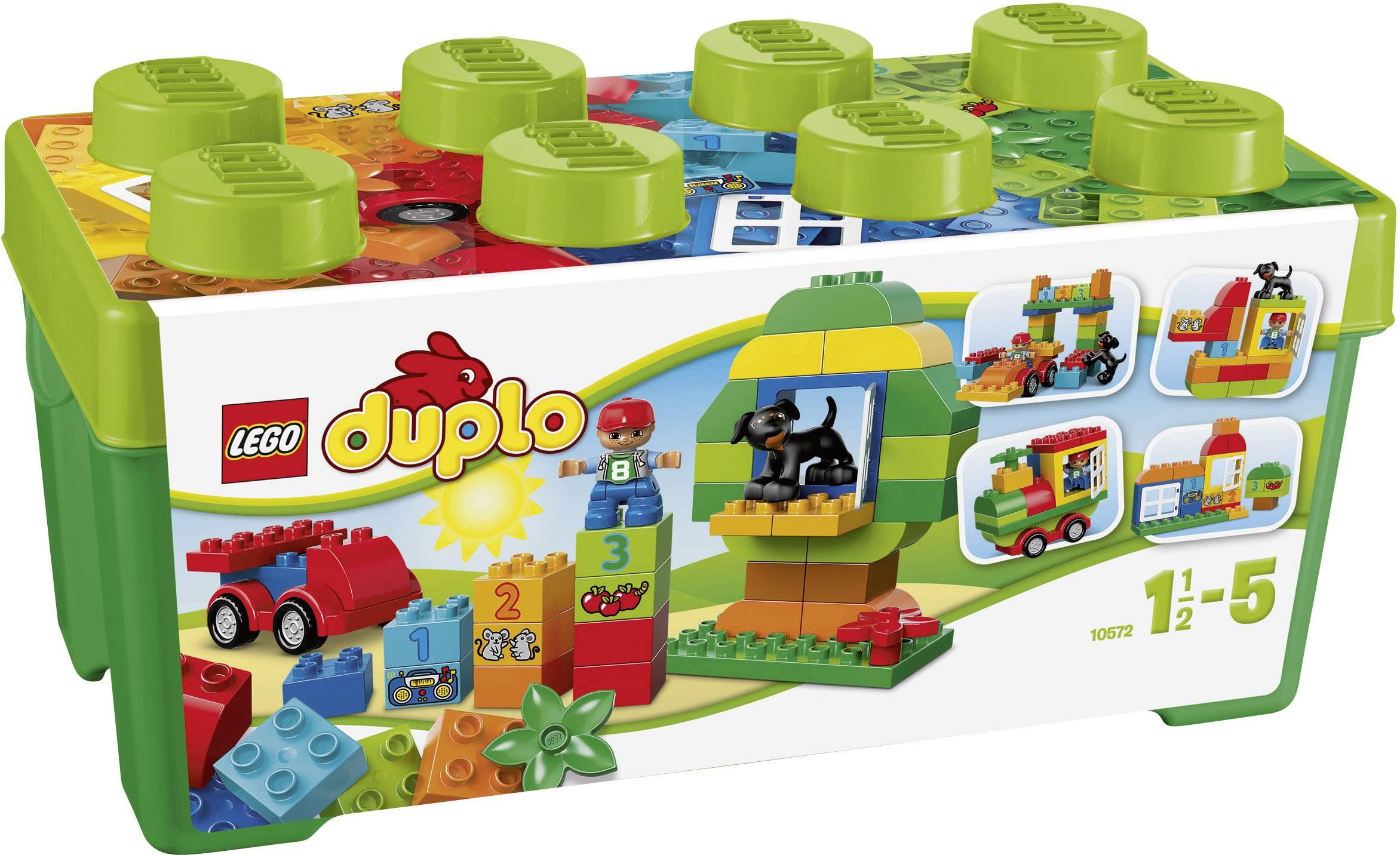 Lego Duplo 10572 Große Steinbox Kaufen
