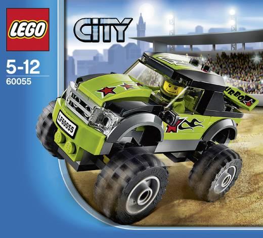 lego city 60055 monster truck kaufen. Black Bedroom Furniture Sets. Home Design Ideas