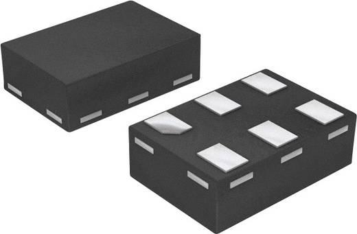TVS-Diode nexperia PRTR5V0U2F,115 XSON-6 6 V