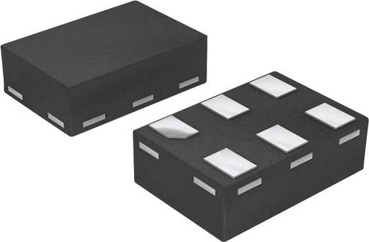 TVS-Diode NXP Semiconductors PRTR5V0U2F,115 XSON-6 6 V