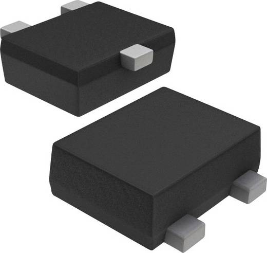 Z-Dioden Array BZB984-C3V3,115 Gehäuseart (Halbleiter) SOT-663 NXP Semiconductors Zener-Spannung 3.3 V Leistung (max) P(