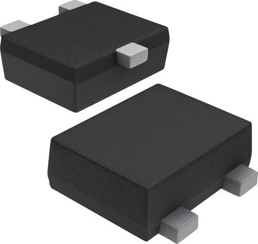 Z-Dioden Array BZB984-C3V9,115 Gehäuseart (Halbleiter) SOT-663 NXP Semiconductors Zener-Spannung 3.9 V Leistung (max) P(